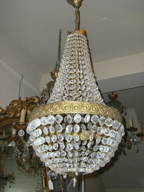 French bag chandelier �700