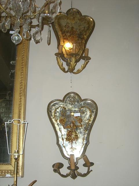 Venetian Wall Lights